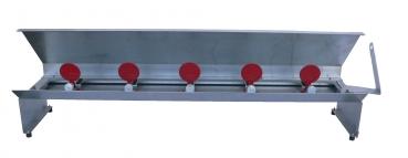 Fallscheibenanlage Luftdruck